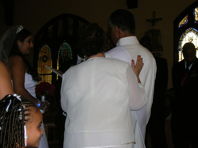 Toni's Wedding