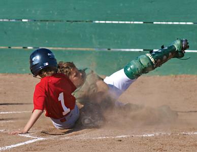 Zach Little League March 8, 2008