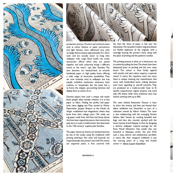 Selvedge Magazine - Issue #76 - May/June 2017