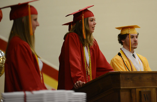 2016 Westview Jr.-Sr. High School graduation