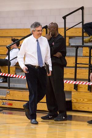 1.14.16 BHHS Varsity Basketball vs Eastchester