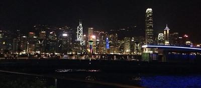 Hong Kong Oct 10