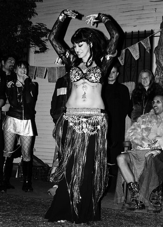 Scorpio Party 12/9/05