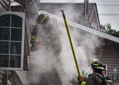 July 22, 2020 - Working Fire - 31 Hearst Circle