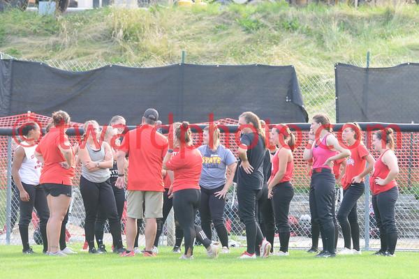 2020 CHS Softball - IC West Regional