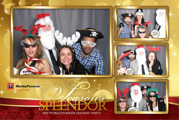Worley Parsons Employee Holiday Party 2012