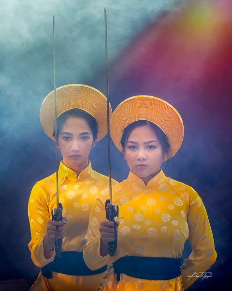 TheTrungSisters