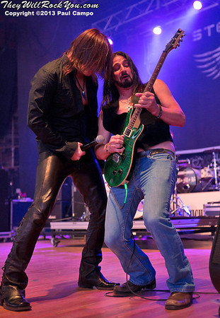 Steelheart <br> May 4, 2013 <br> M3 Rock Festival - Columbia, MD <br> Photos by: Paul Campo