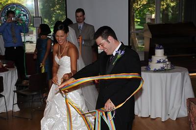 8-15-2009 Ribbons - Fun Reception