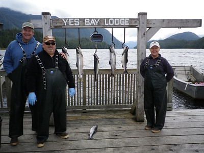 August 2011 Fish Catch Pictures