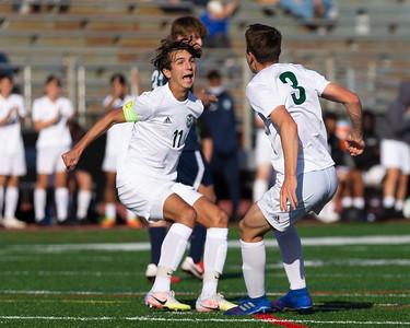2020-10-03 | Boys Soccer | Central Dauphin @ Manheim Township