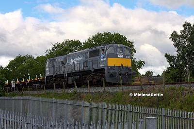 Portlaoise (Rail), 06-06-2017