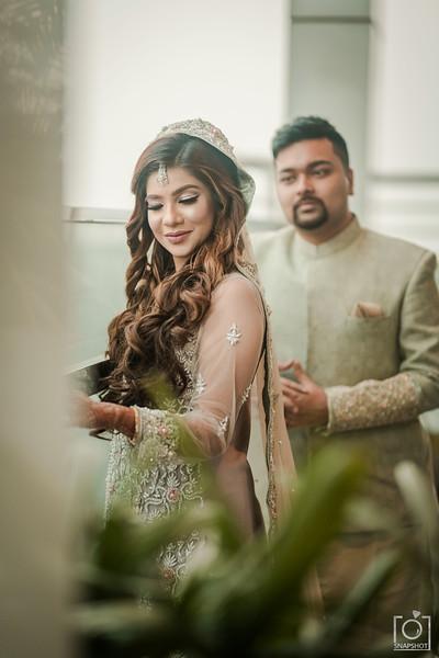 Nushrat & Atique Wedding
