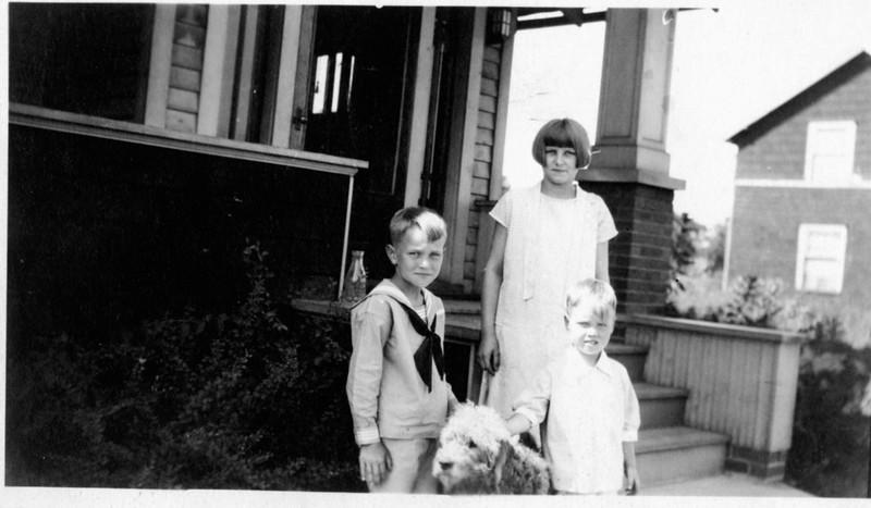 Bob, Margaret, Victor Nelson, Fuzz