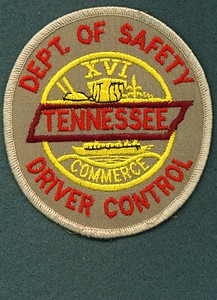 Tennessee Dept of Safety Driver Control