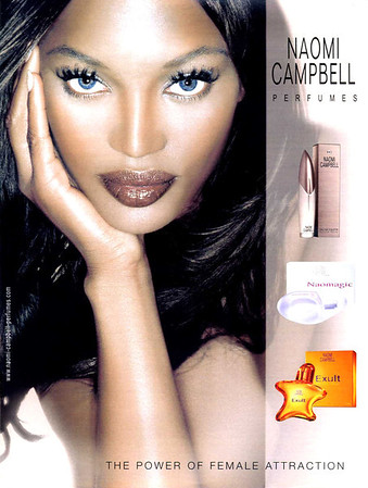 CAMPBELL Naomi