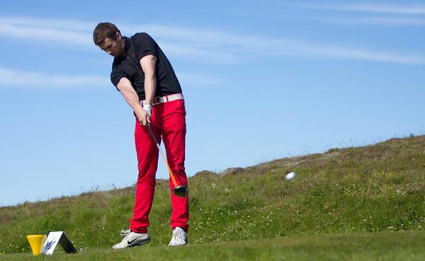 Golfmót VÍS 2010