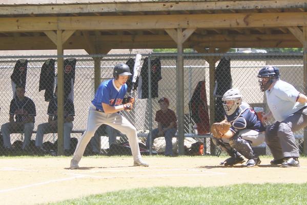 Tri-Valley vs Seward Class C Sectional Baseball
