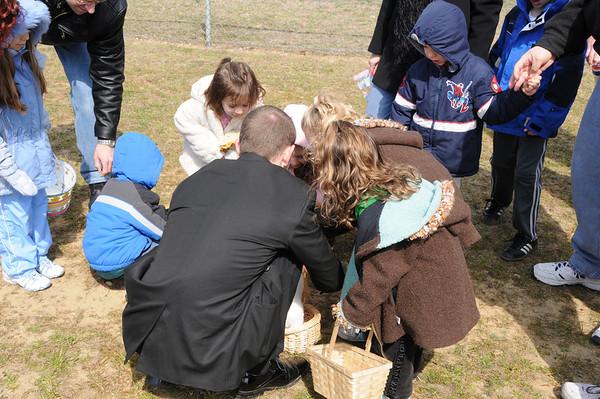 Easter Egg Hunt - March 22, 2008