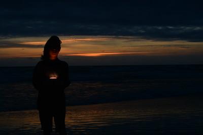 Waldport - July 1st - Last Flashy Sunset