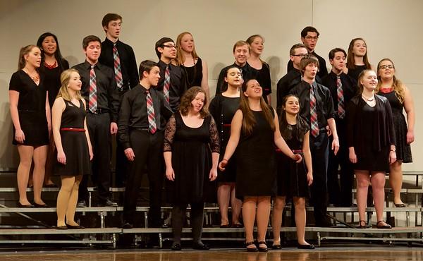2015 Winter Choir Concert