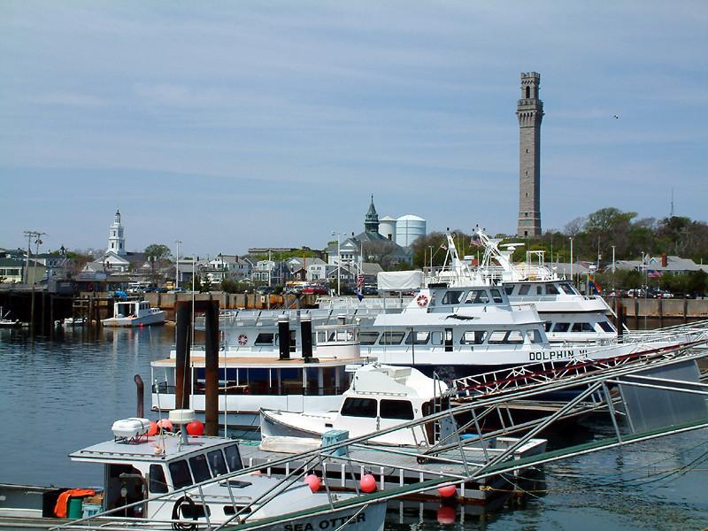 Provincetown - Village & Harbor.jpg