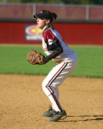 University of Massachusetts Softball 2005