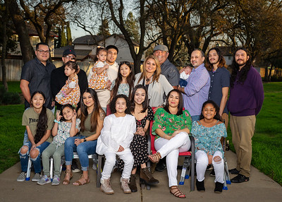 Morales and Family 2021