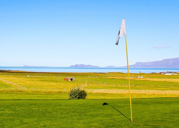 Hlíðarendavöllur / Golfklúbbur Sauðárkróks / GSS/