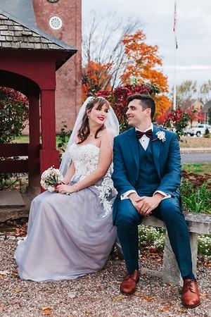 Marissa & James' Wedding