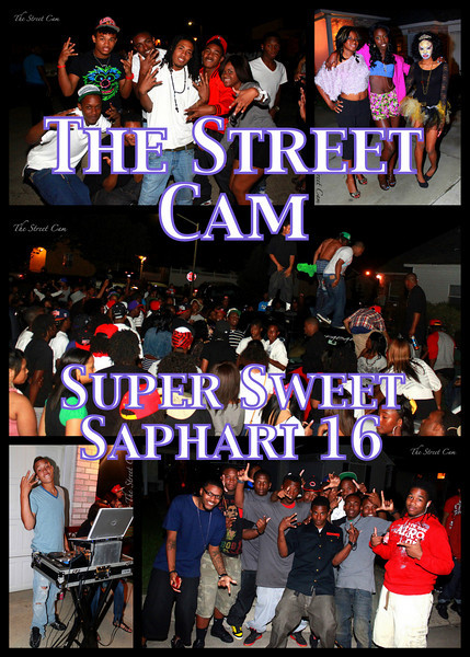 The Street Cam: Super Sweet Saphari 16
