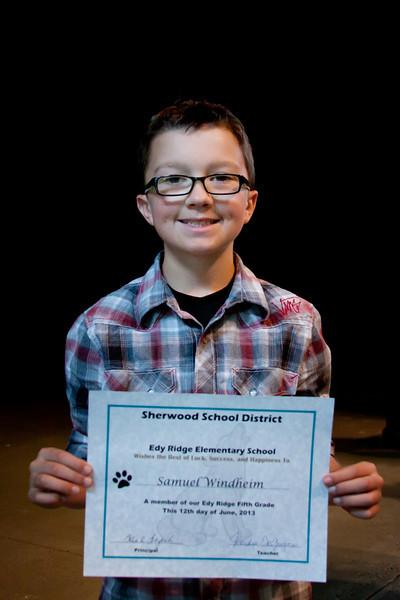 5th Grade Promotion - 2013