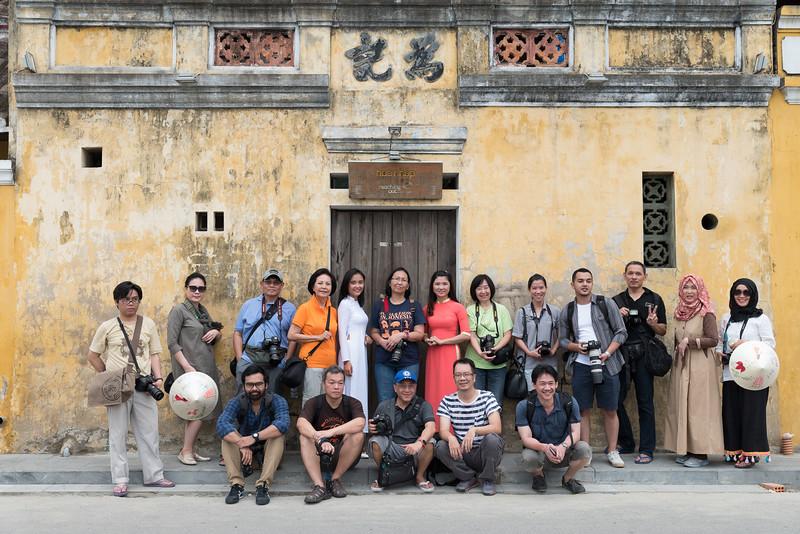 Hoi An - Vietnam tour 14-17 Agustus 2016