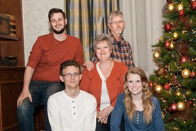 Kryshak Family