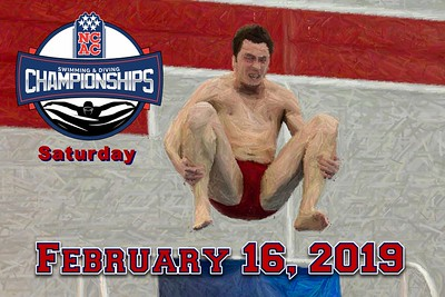 2019 Saturday NCAC Championships (02-16-19)
