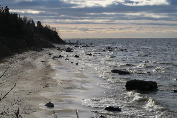 Winter Victoria Beach 12 16
