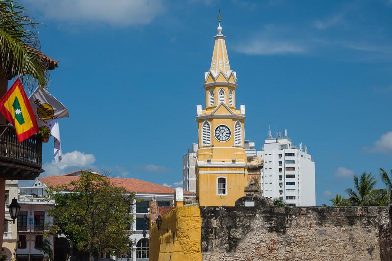 Torre del Reloj Público (Public Clock Tower)