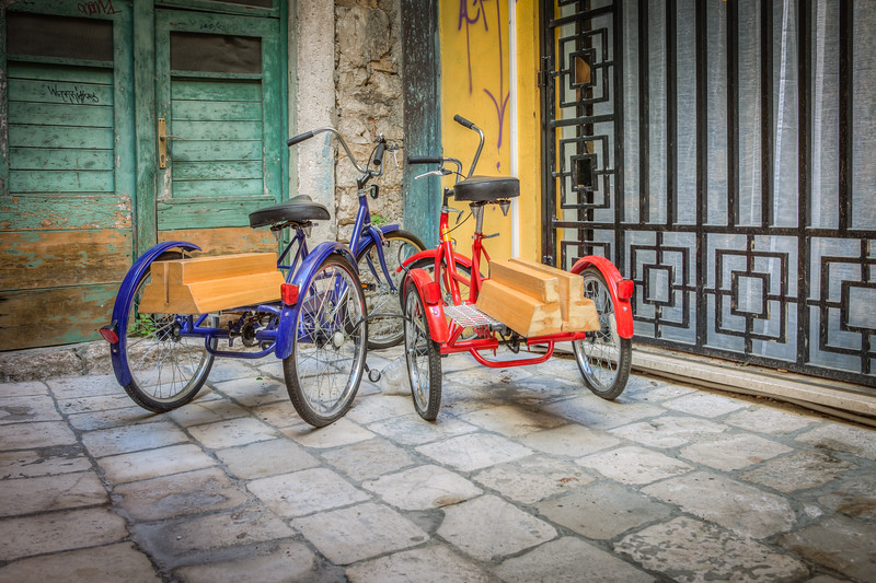 Tricycles Utilitarian