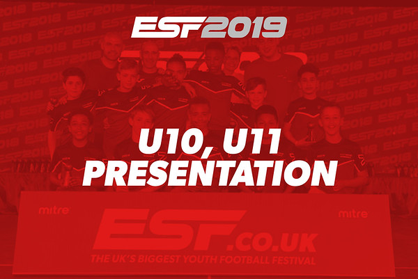 U10, U11 PRESENTATION