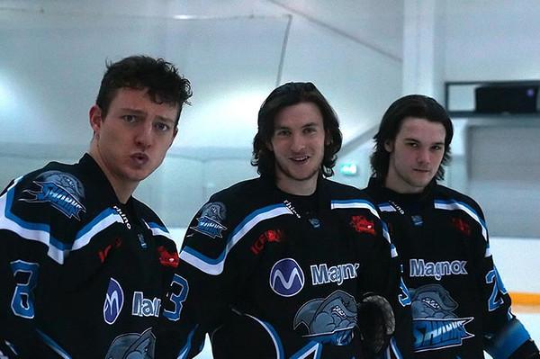 Telford Titans V's Solway Sharks 17-02-13