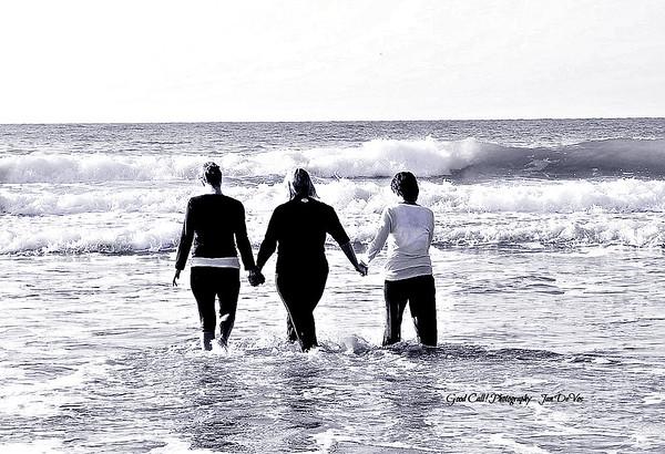 Ocean Baptism - Topsail Beach, NC