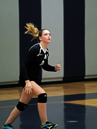 Trinity - Volleyball 10-26-17