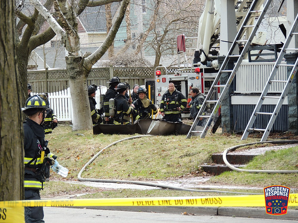 Fatal house fire on April 4, 2020