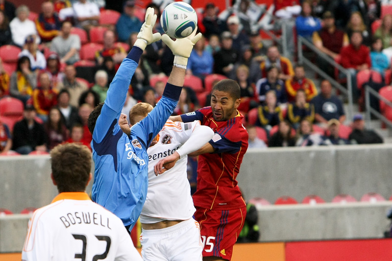 MLS: MAY 14 Houston Dynamo at Real Salt Lake