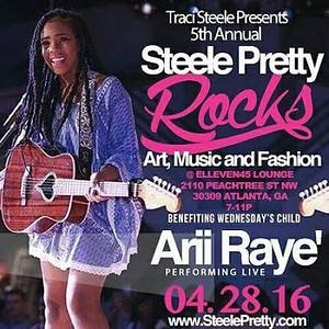Traci Steele  Fashion Show