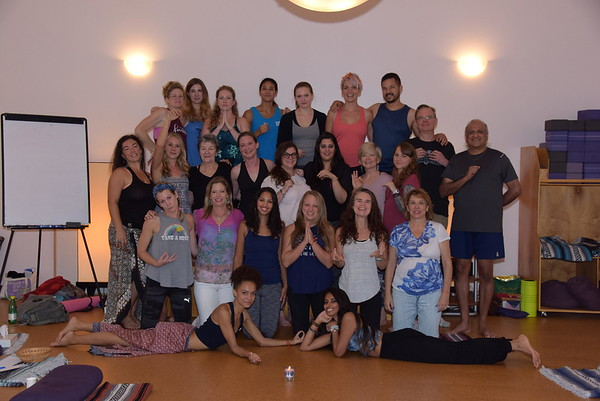 Yoga Yoga 2017 Intensive Graduation