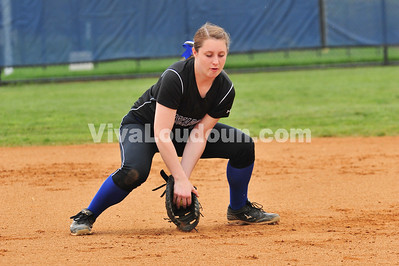 Softball: Tuscarora at Woodgrove (5-3-2014 by Jeff Vennitti)