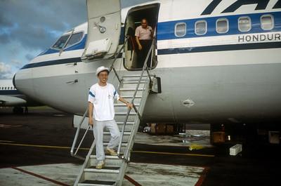 1987 Roatan Honduras Mission Trip