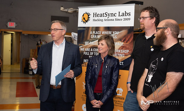 HeatSync Labs Made On Main Street Event