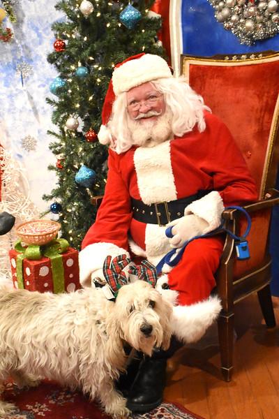 PHOTOS: Santa PAWS